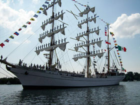 Baltic Tall Ships Regatta