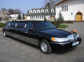 Photo of Lincoln Town Car limousine